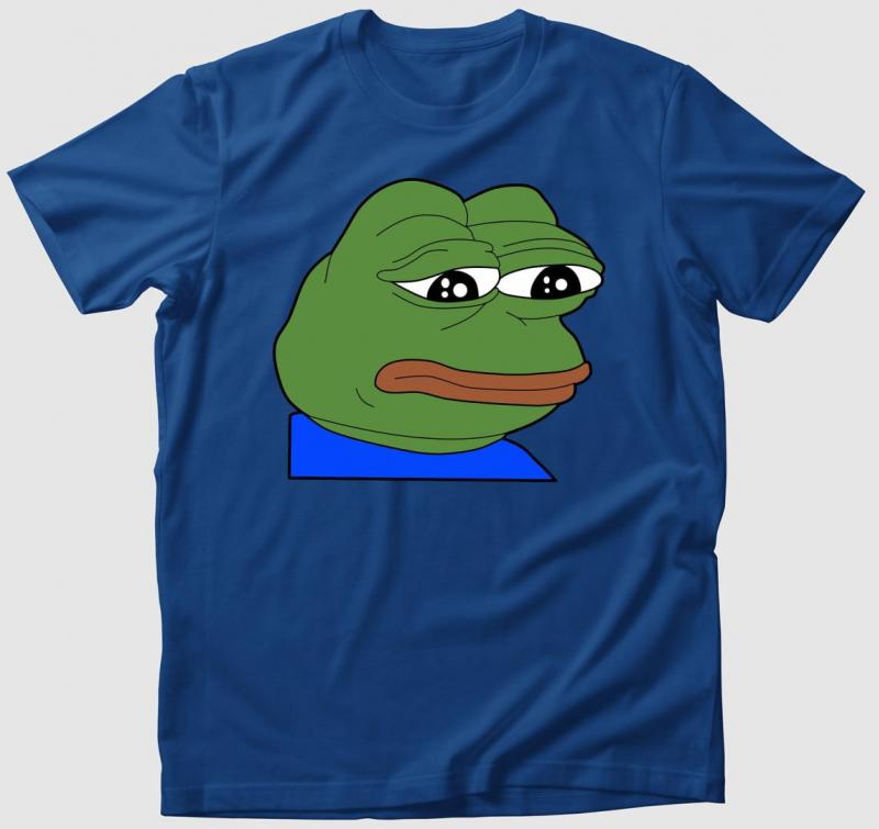 Pepe a Béka póló