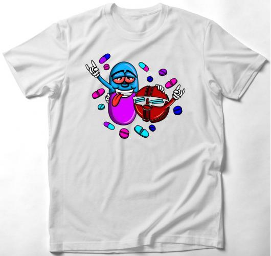 Bulizó tabletták póló