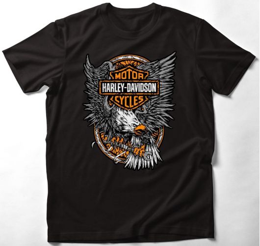 Harley Davidson Sas póló