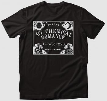 My Chemical Romance - Ouija táblás póló