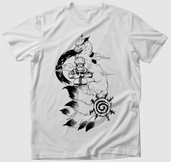 Naruto és Kyuubi póló