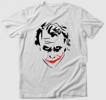 Heath Ledger Joker arc póló