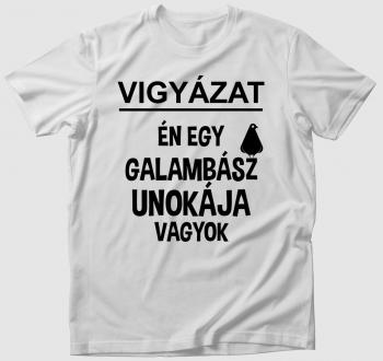 Galambász unoka póló