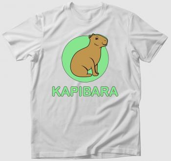 Kapibara póló