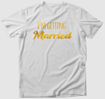 Ivós lánybúcsús póló a menyasszonynak