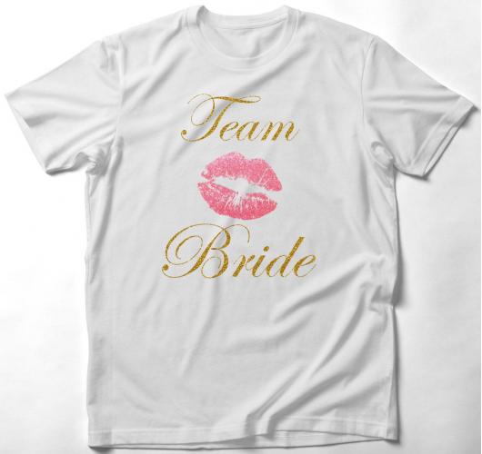 Team Bride 2 póló
