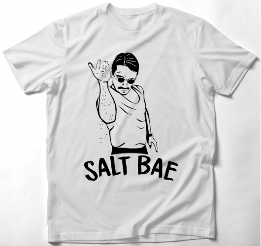 Salt Bae póló