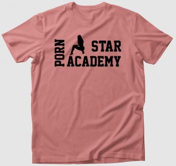 Porn star academy póló