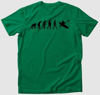Kajak evolúció póló