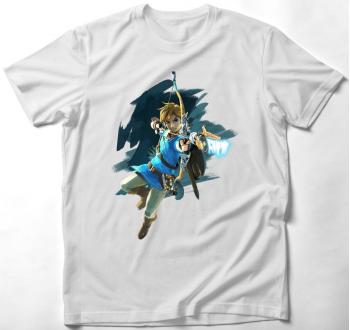 Zelda Link Gamer póló