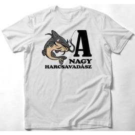 A nagy harcsavadász póló