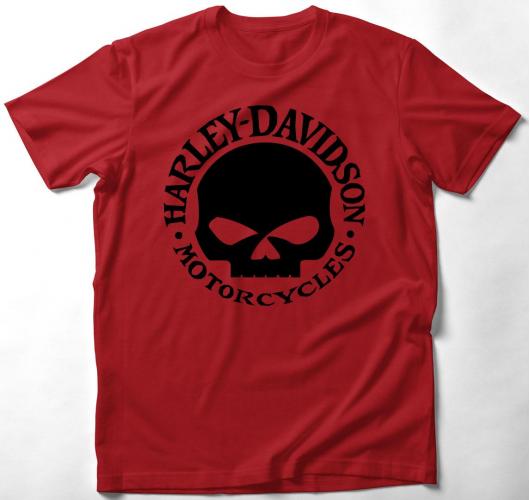 Harley Davidson póló