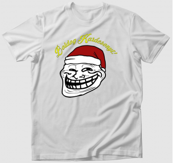 Boldog karácsonyt! Trololo póló