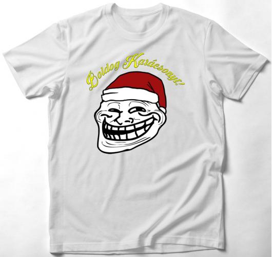 Boldog karácsonyt! Trololo pól...