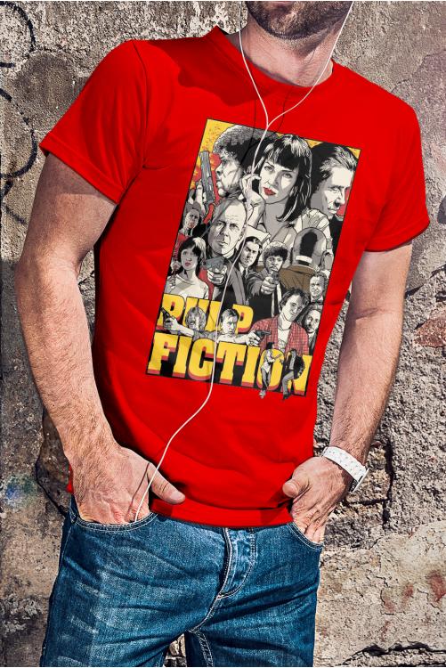 Pulp Fiction - Ponyvaregény póló