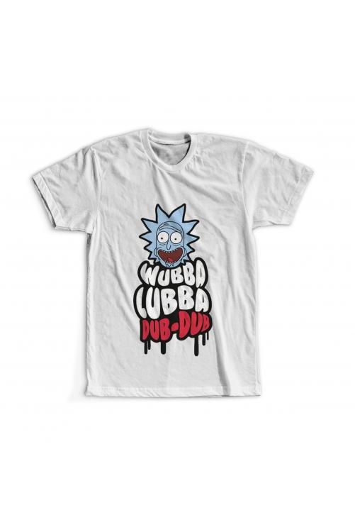 Wubba Lubba Dub-Dub - Rick és Morty póló