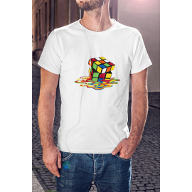 Rubik kocka póló