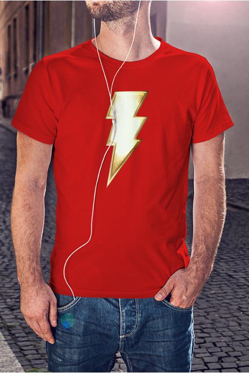 Shazam póló