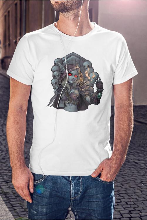 World of Warcraft - Sylvanas Gamer póló