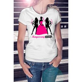 Menyasszony security póló