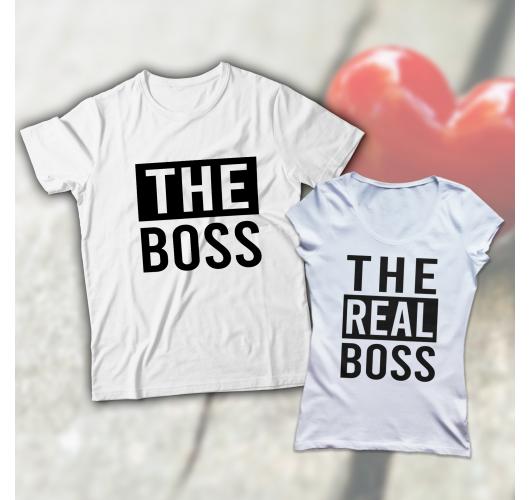The boss és the real boss páro...