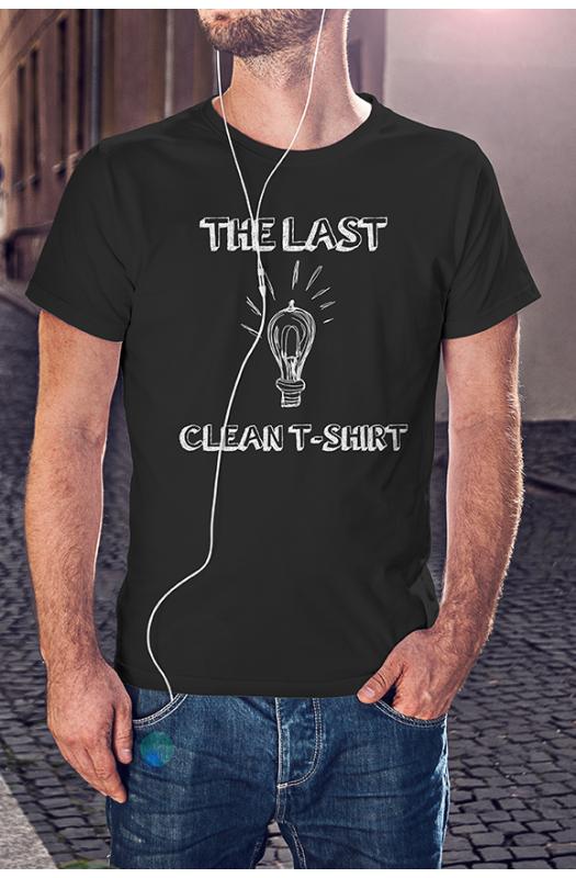 Az utolsó tiszta póló