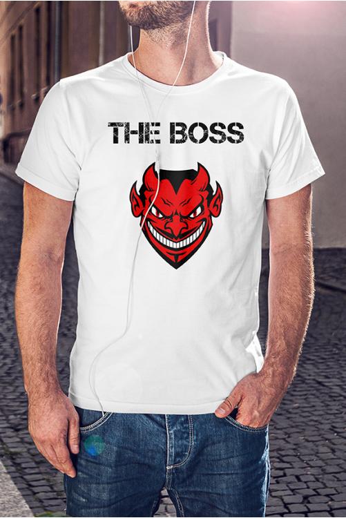 Ördögi főnök póló