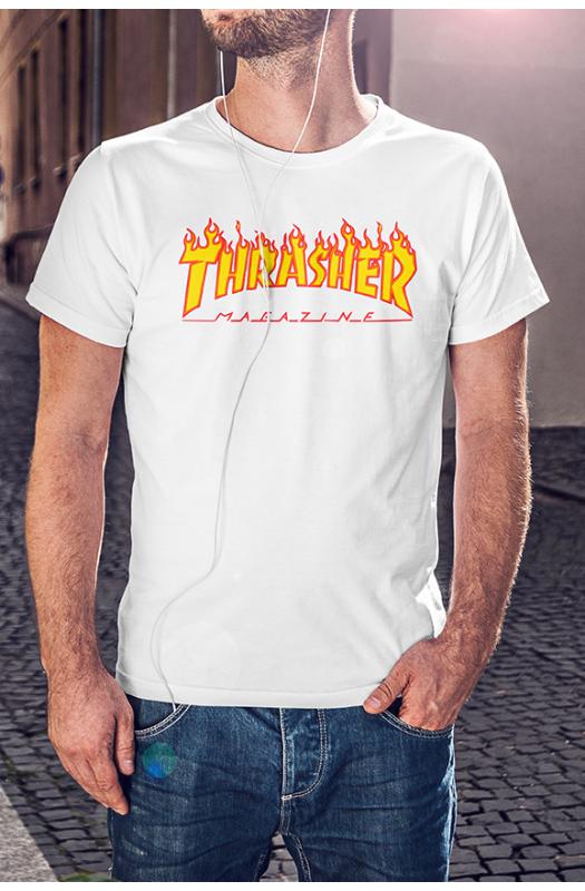 Trasher Magazine póló