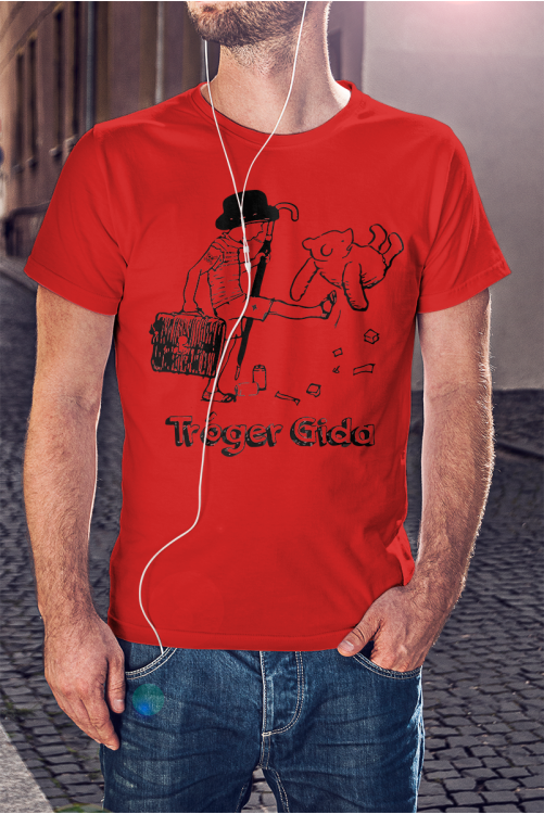 Tróger Gida póló