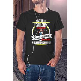 Vízvezetékszerelő póló