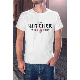Witcher Wild Hunt Póló