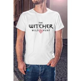 Witcher Wild Hunt Póló