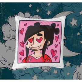 In love  párna