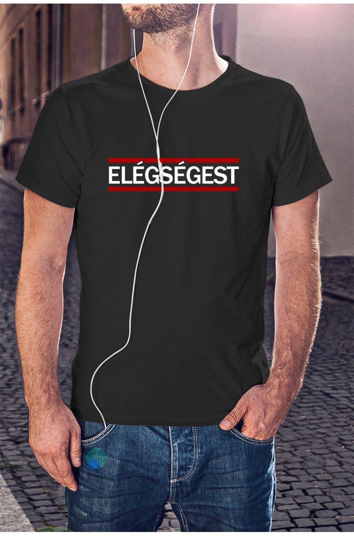 Elégségest póló