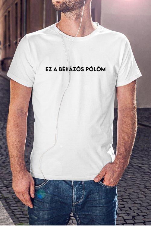 Ez a Békázós pólóm