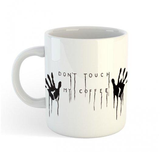 Ne nyúlj a kávémhoz bögre - De...