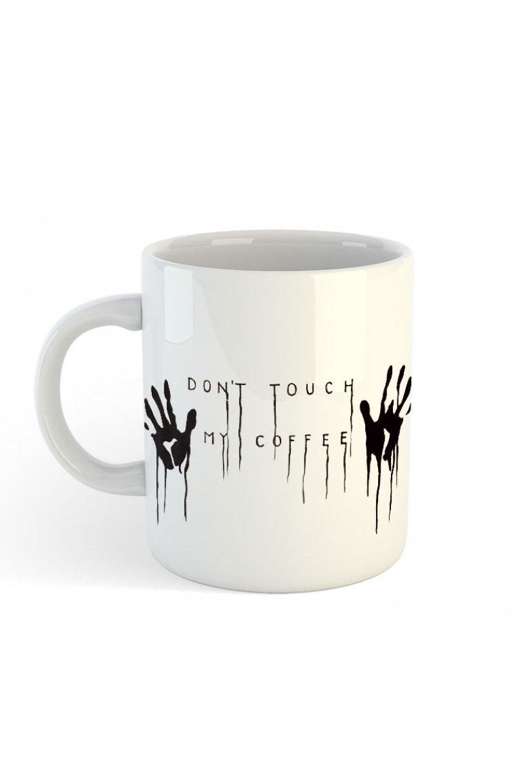 Ne nyúlj a kávémhoz bögre - Death Stranding