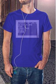 Commodore 64 (C64) póló - Flop...