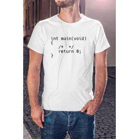 Kódsoros póló, codereknek