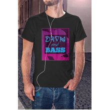 Drum & Bass póló