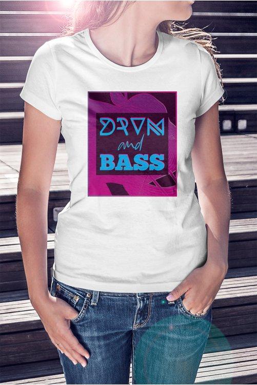 Drum & Bass póló