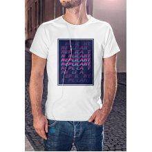 Szárnyas fejvadász - Replikáns póló (Blade runner)