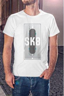 Sk8 (Skate) - Deszkás póló