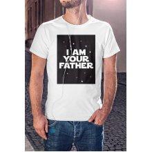 Star Wars - Csillagok háborúja - I am your father - Én vagyok az apád póló