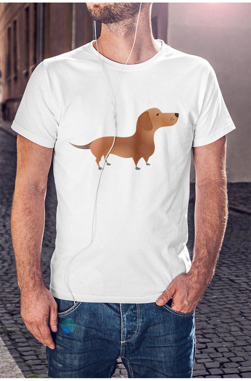 Tacskós póló (kutyásoknak és/vagy csak büszkéknek)
