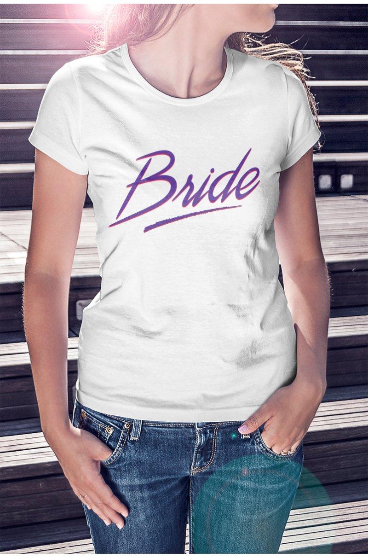 Dirty Dancing lánybúcsú póló - Menyasszony