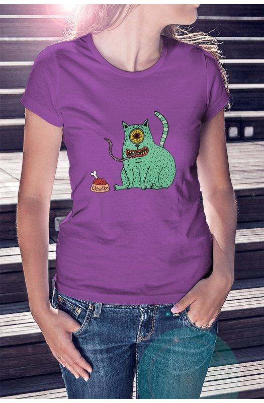 Alien Cirmi póló