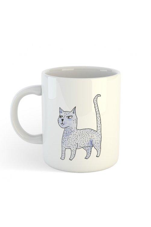 Jurij macska bögre