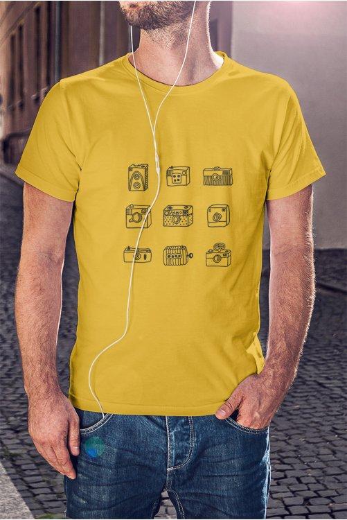 LOMO monokróm póló