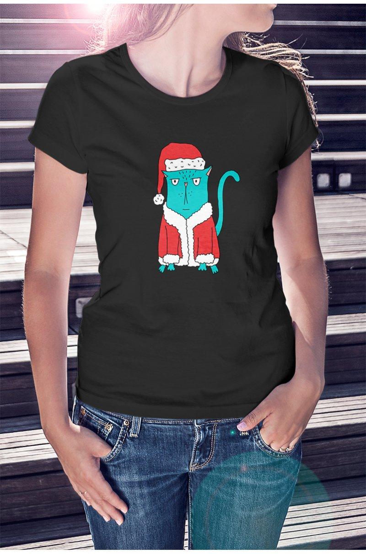 Mikulás Macska póló